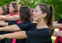 Chorsingtag für Frauen