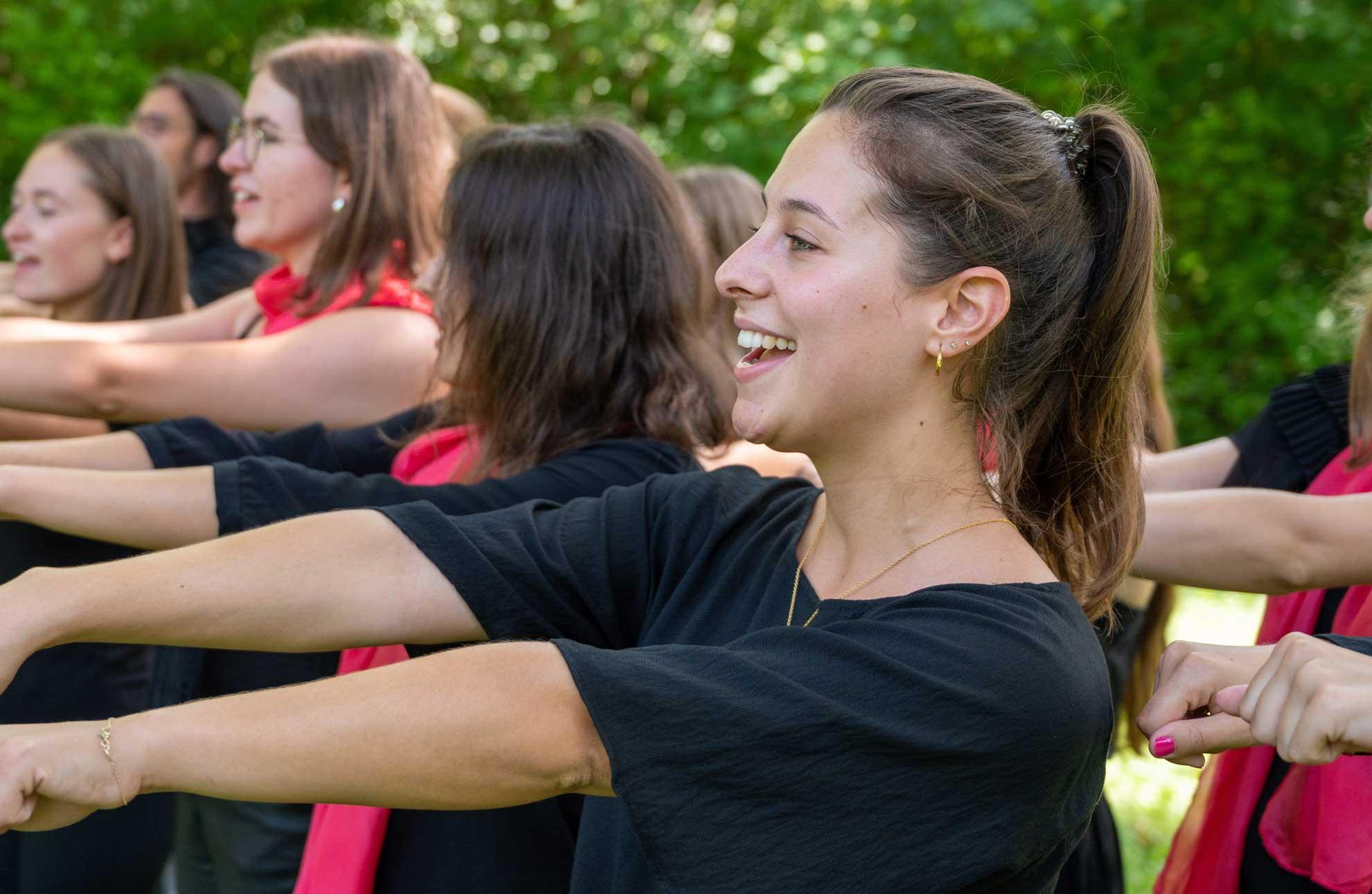 Frauenchor Chorsingtag - Chorverband Burgenland