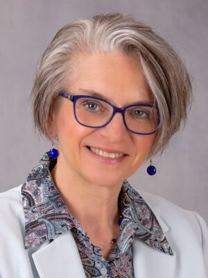 DI Brigitte Bürger, Schriftführerin Chorverband Burgenland