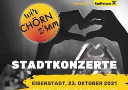 Stadtkonzerte – Festival der Landesjugendchöre