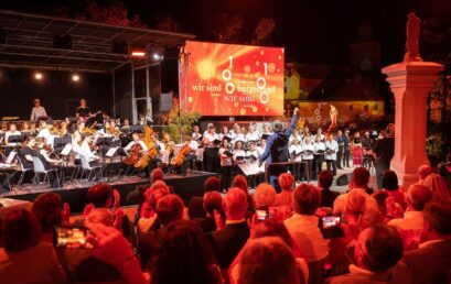 Festakt 100 Jahre Burgenland